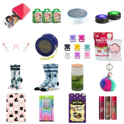 Tween/ Teen Stocking Stuffers - 2017 List