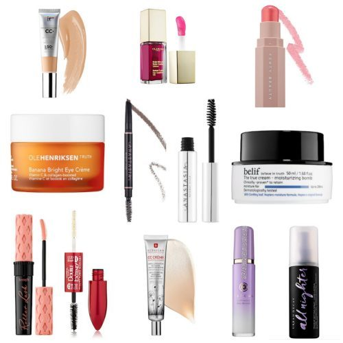 Current Face Faves -