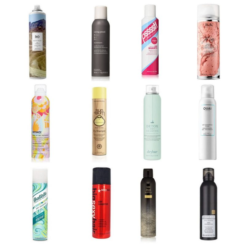 Dry Shampoo - I've been searching for the perfect dry shampoo for quite some time. I don't believe