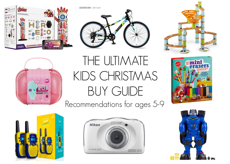Kids Christmas Buy Guide — The Buy Guide