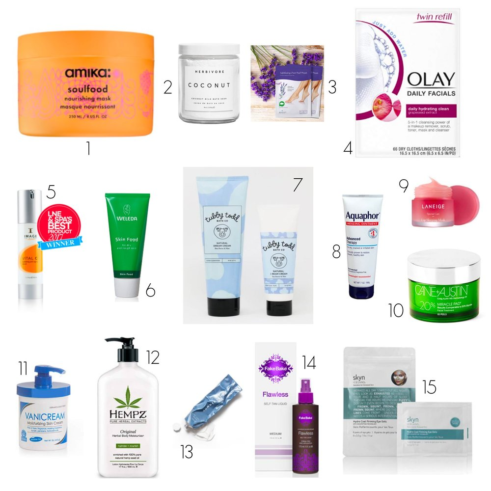 e298b54ee1ca6 Winter Essentials - Hair & Skin — The Buy Guide