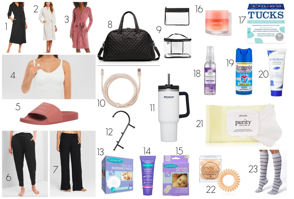 158e8d04b57cc Perfectly Packed Hospital Bag — The Buy Guide
