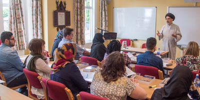 CMCS - The Centre for Muslim-Christian Studies (CMCS) in Oxford, UK, is an independent academic centre where Christians and Muslims come together to learn from and about one another