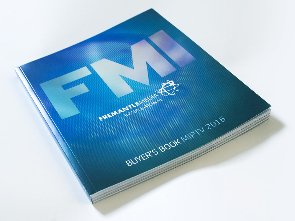 FremantleMedia catalogue cover