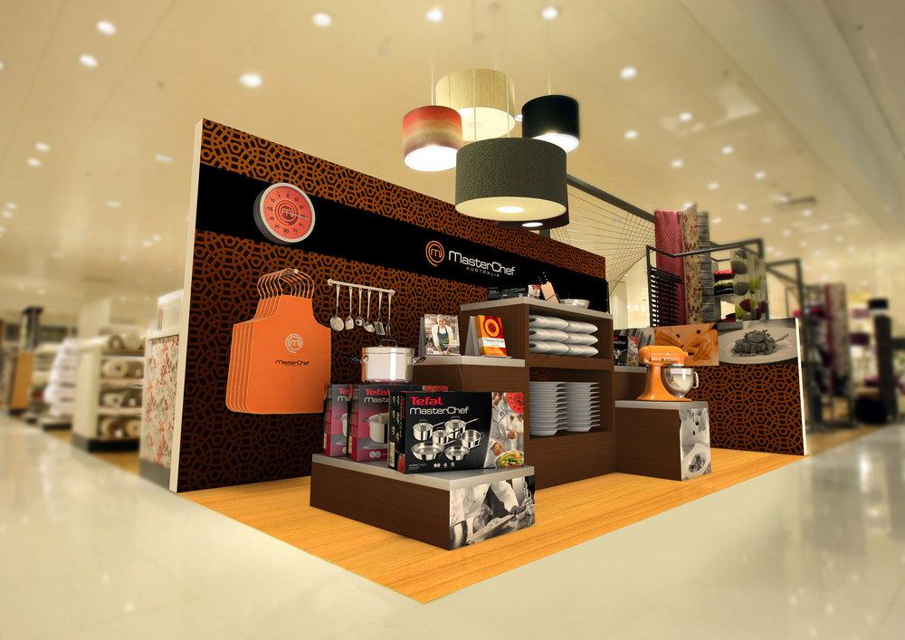 MasterChef Australia retail concept
