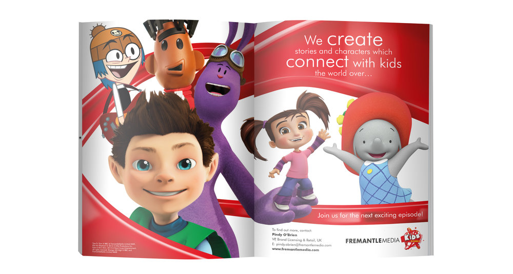 Kids & Family brand ad