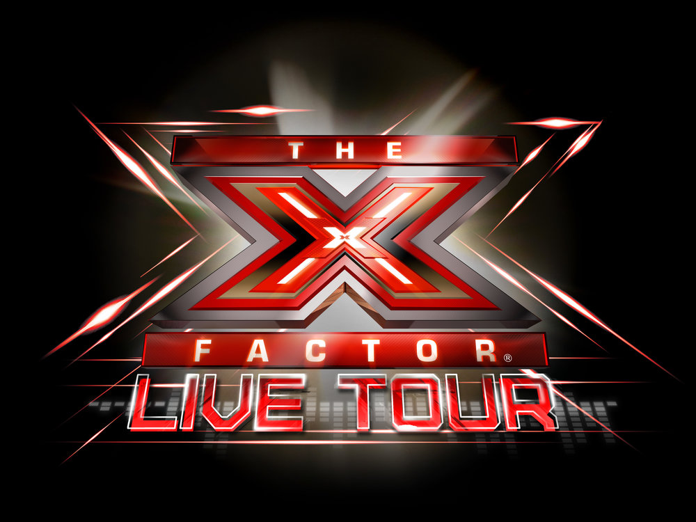 The X Factor Australia Live Tour logo