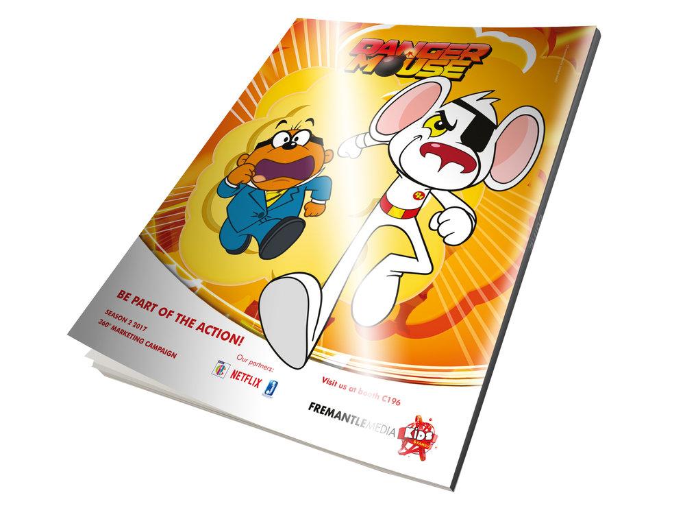 Danger Mouse B2B ad
