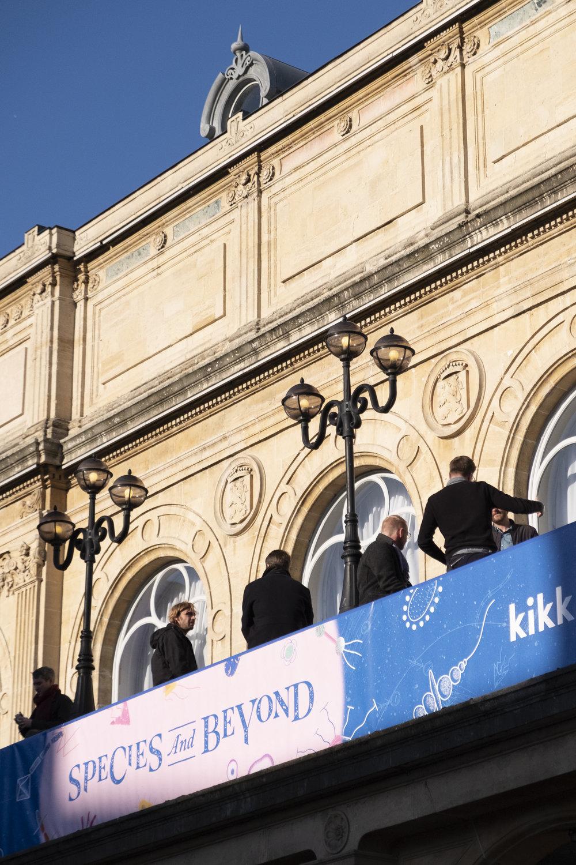 Kikk conference, Namur, Belgium