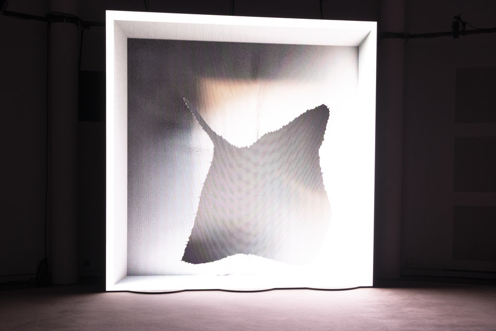 Melting Memories: Engram by Refik Anadol