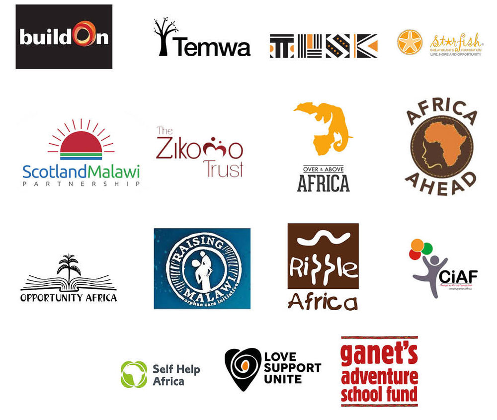Malawian and other African logo research