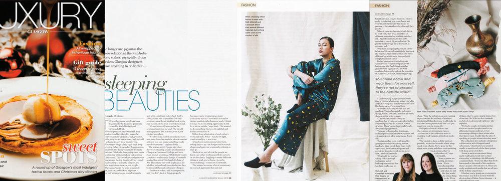 The Herald Luxury Magazine, December 2018