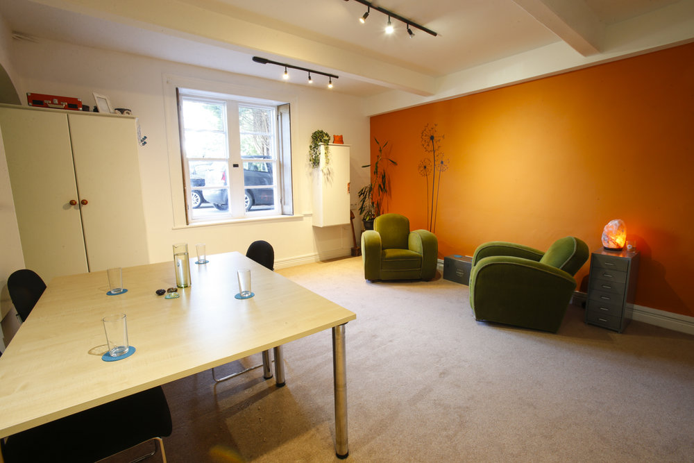Counselling room in Huddersfield333