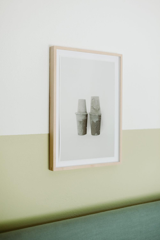 KUNST - Arbeiten zeitgenössischer Künstler gehören zum Interior-Konzept und finden sich in allen Räumen des Hauses.
