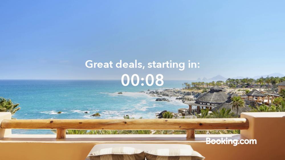 Booking.com | Season deals