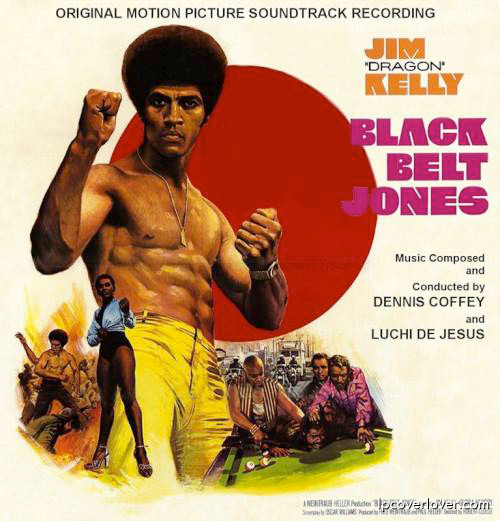 A Fly Brother! Black Belt Jones!
