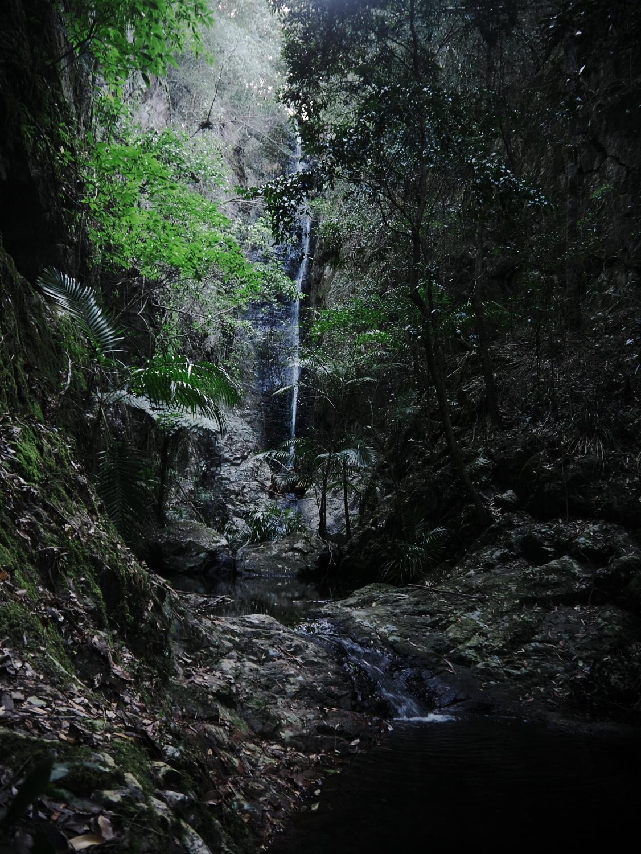 Yurigan Falls