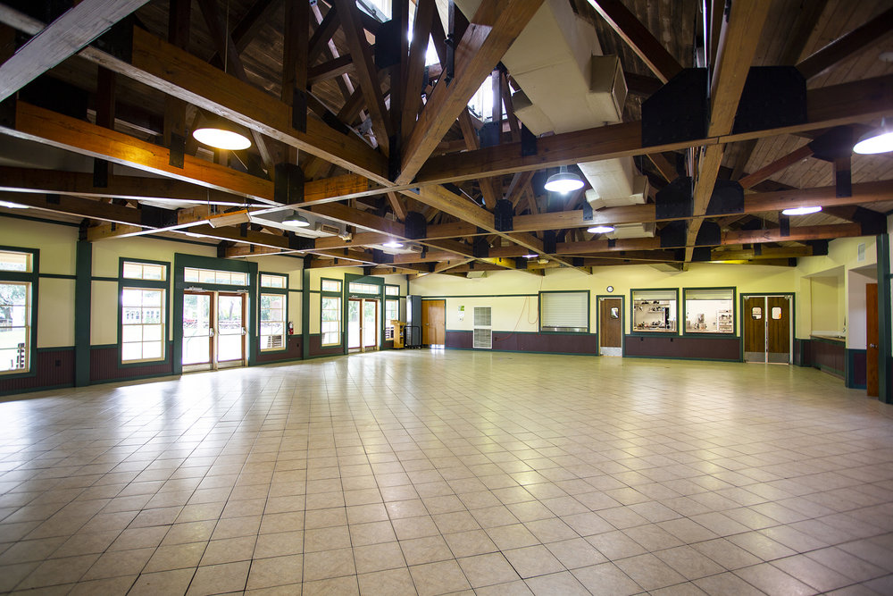 Kramer Dining Hall - Camp and Retreat