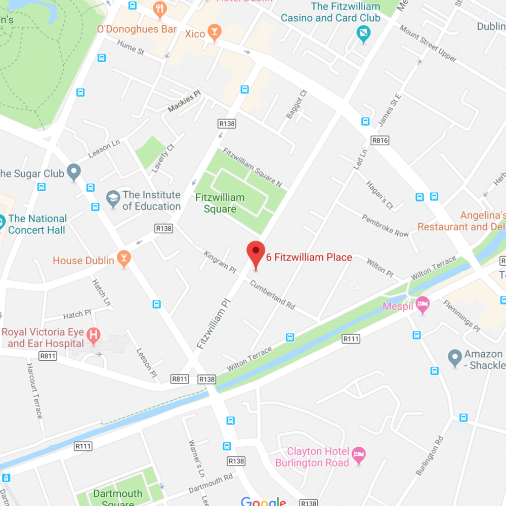 Contact - Our corporate offices are located in Dublin City Centre, Ireland. We welcome all correspondences & queries.ClonBio Group Ltd.6 Fitzwilliam Place | Dublin 2 | D02 XE61T: +353 1 538 4550 | E: administrator@clonbio.com