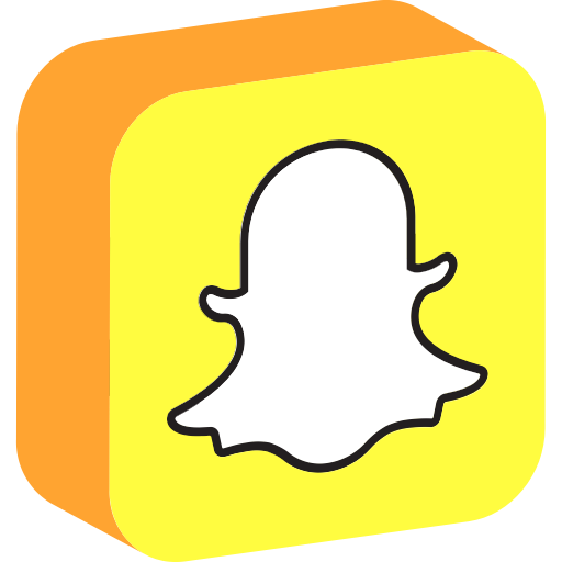 if_social_media_isometric_7-snapchat_3529674.png