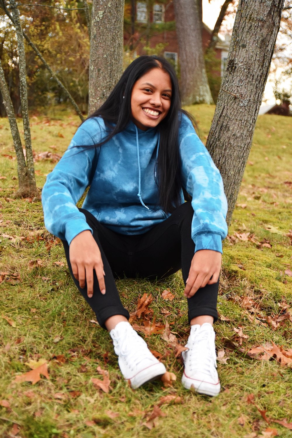 Sharon L. - Hi, I'm Sharon, and I'm currently a sophomore at the Commonwealth Honors College @ UMass Amherst. I'm studying Public Health and hope to start my own nonprofit one day. I love Indigo and it's uniqueness.