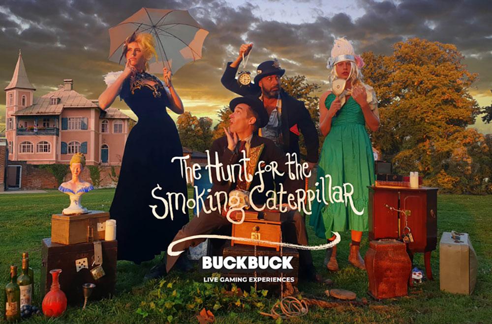 Buckbuck games team event escape room HIRE