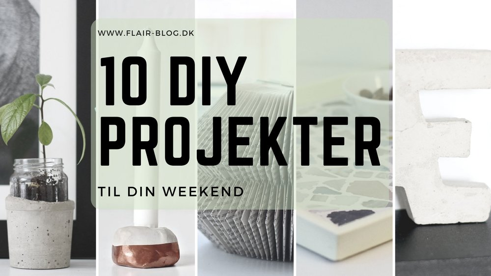 Kreative DIY projekter