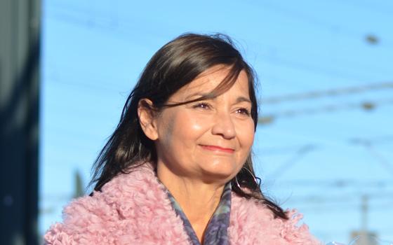Sylvie Fleury   Photo: Kulturbyrået Mesén