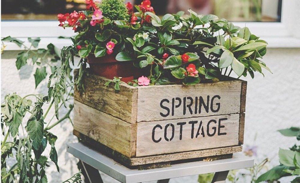 Spring Cottage Rivington Lancashire
