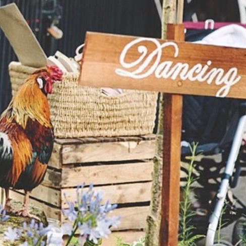 Parties & Events - We scour the UK for amazing food, great music and any props we can muster to make your party as memorable as possible. Nothing is left to chance. Get your dancing shoes on!