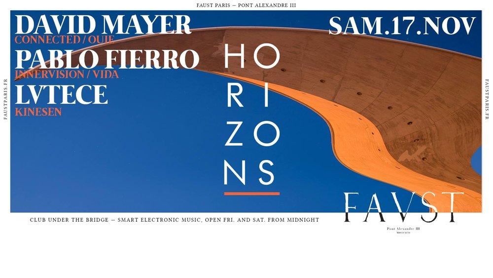Horizons #3 November 2018
