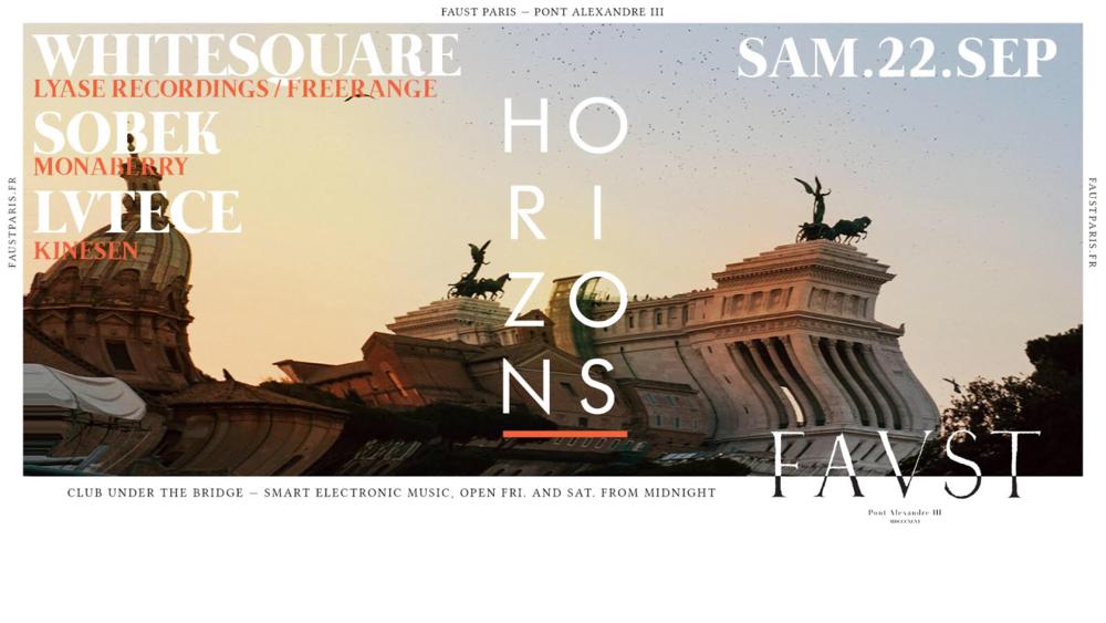 Horizons #1 September 2018