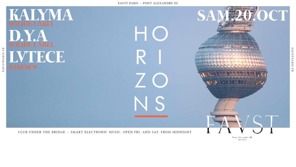 Horizons #2 October 2018