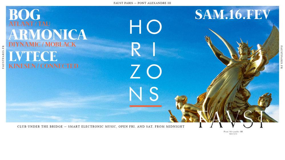 Horizons #6 February 2019