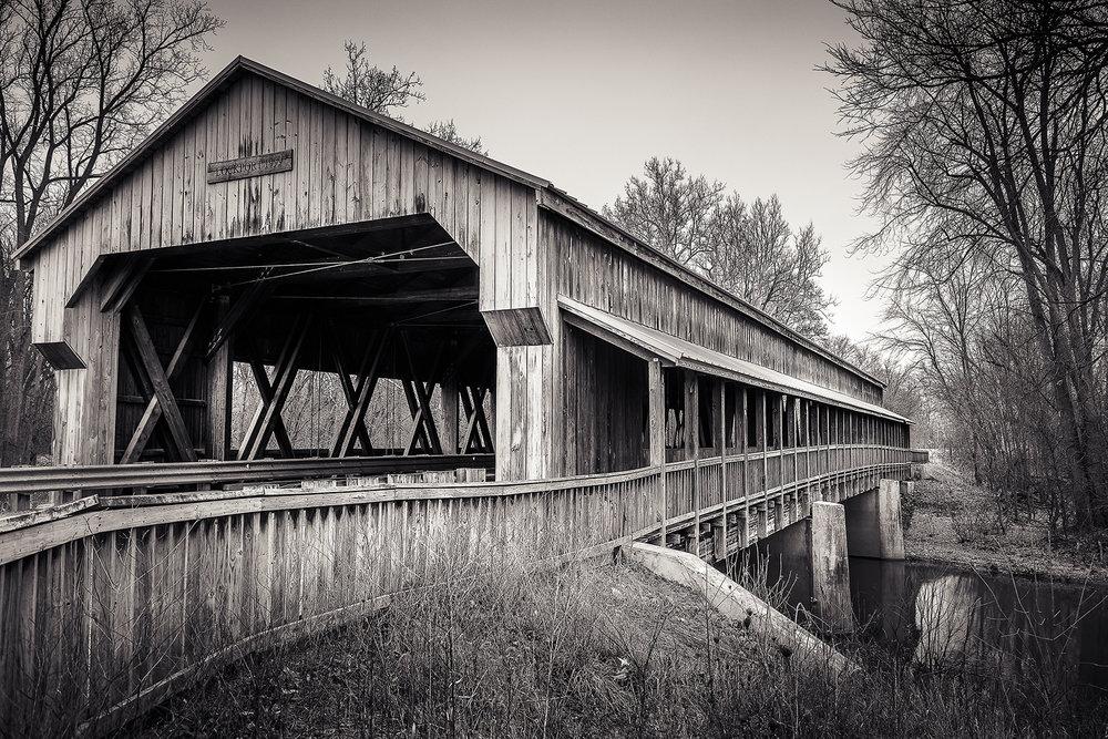 Lockport Cover Bridge, Archbold, Ohio