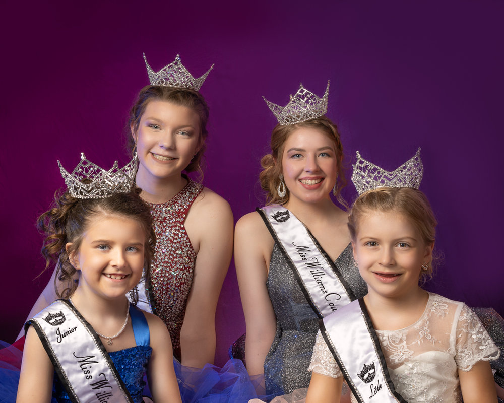 Williams County Pageant 2018/2019 -