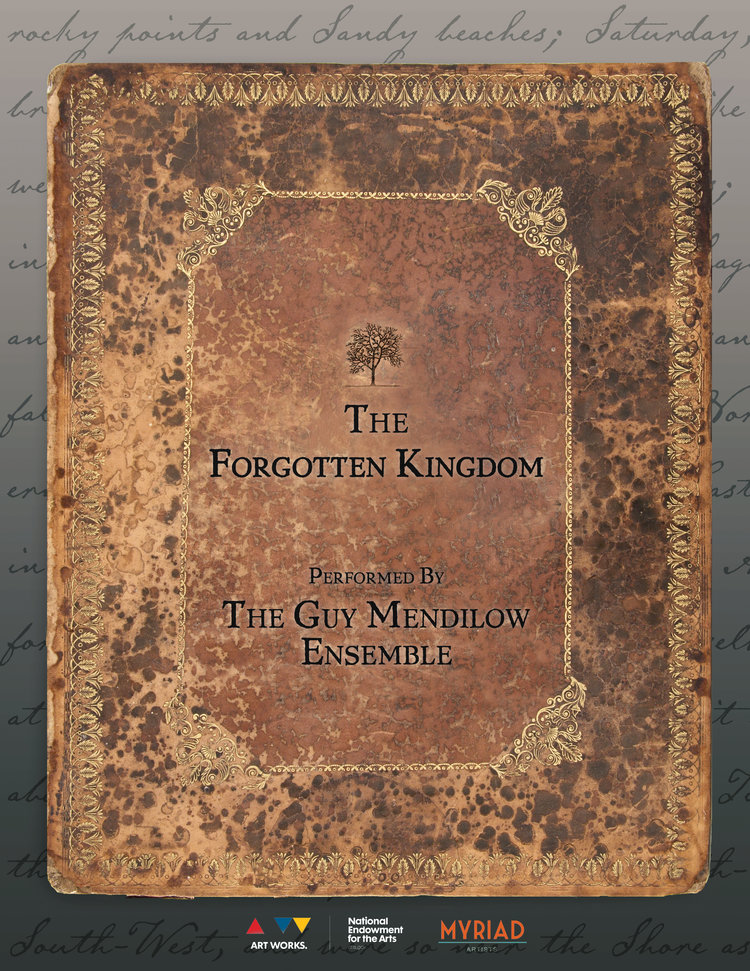 Presenters' Show Kit —  The Forgotten Kingdom (PDF)