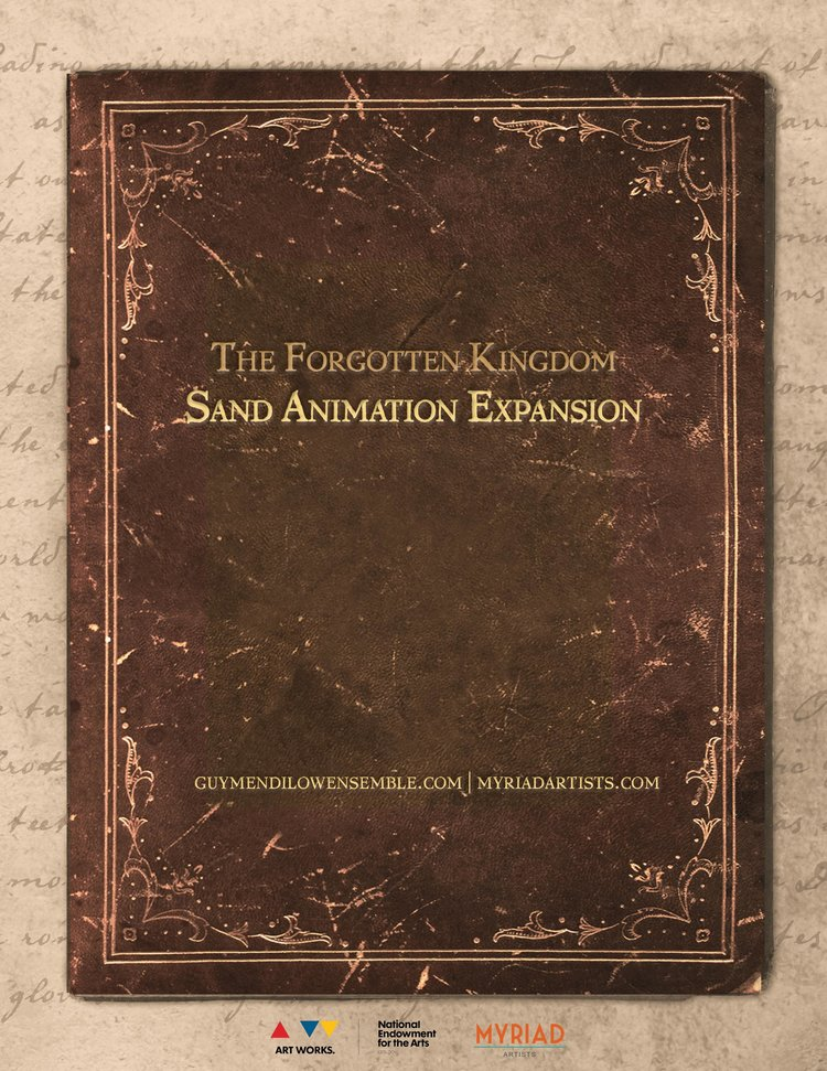 Overview:  The Forgotten Kingdom  —  Sand Animation Expansion (Live)