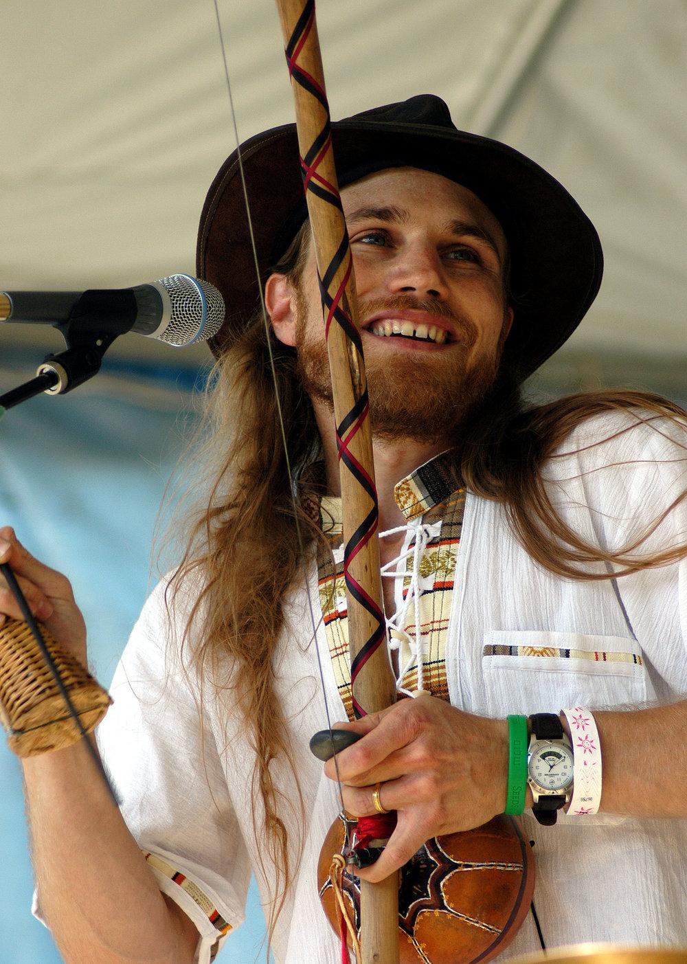 Guy Mendilow Ensemble - Guy Mendilow - Photo by Craig Harris - 300dpi