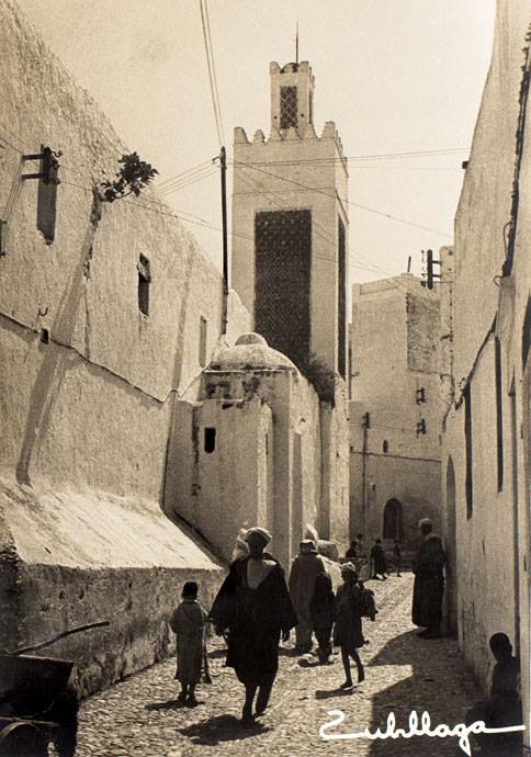 Tetuán, Morocco, 1945