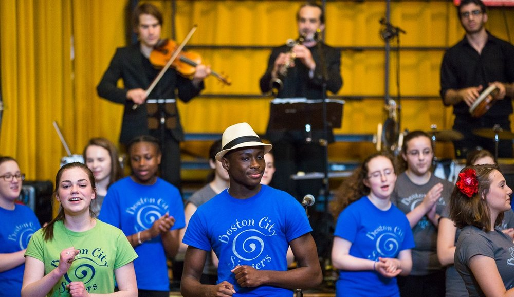 Choral & StringCollaborations - Collaborations with community, student & professional ensembles