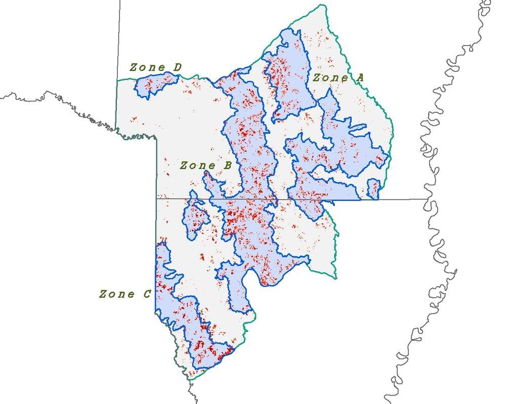 AR-LA WGCP CDN Focus Areas