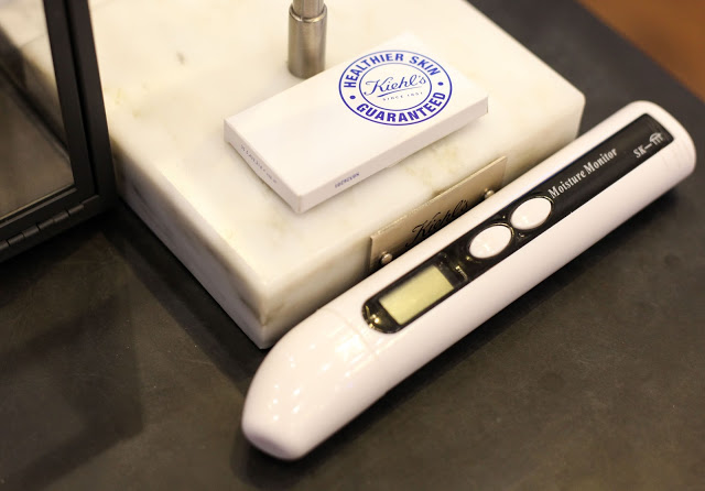 Kiehl's a moisture monitor part of Bespoke Apothecary Preparations