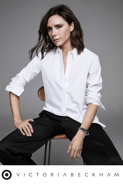 ANNOUNCEMENT Target Announces Spring Collaboration with Victoria Beckham