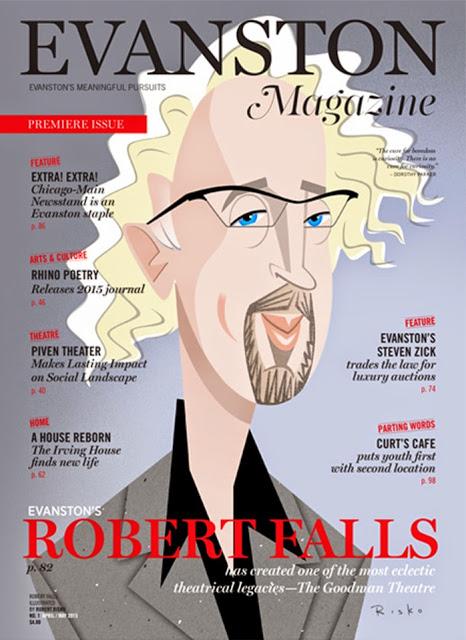 New Evanston Magazine by publishers of Sheridan Rd magazine
