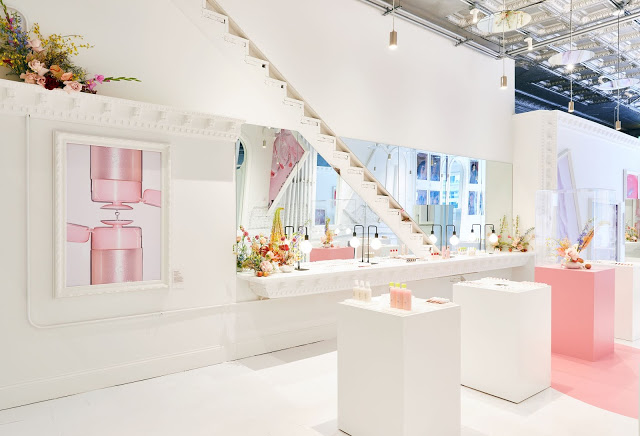Glossier opens a pop up store in Chicago's West Loop