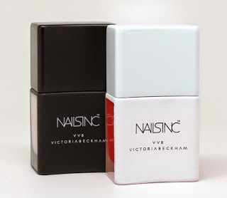Victoria, Victoria Beckham x Nails inc, launch two new colors