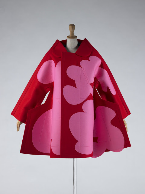 FASHION AND BEAUTY'S A-Z, R is for Rei Kawakubo the designer behind Comme de Garcons who will be the subject of the new Met exhibition