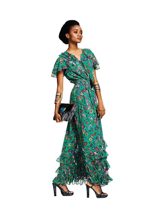 Duro Olowu designs a collection for jcp look 20
