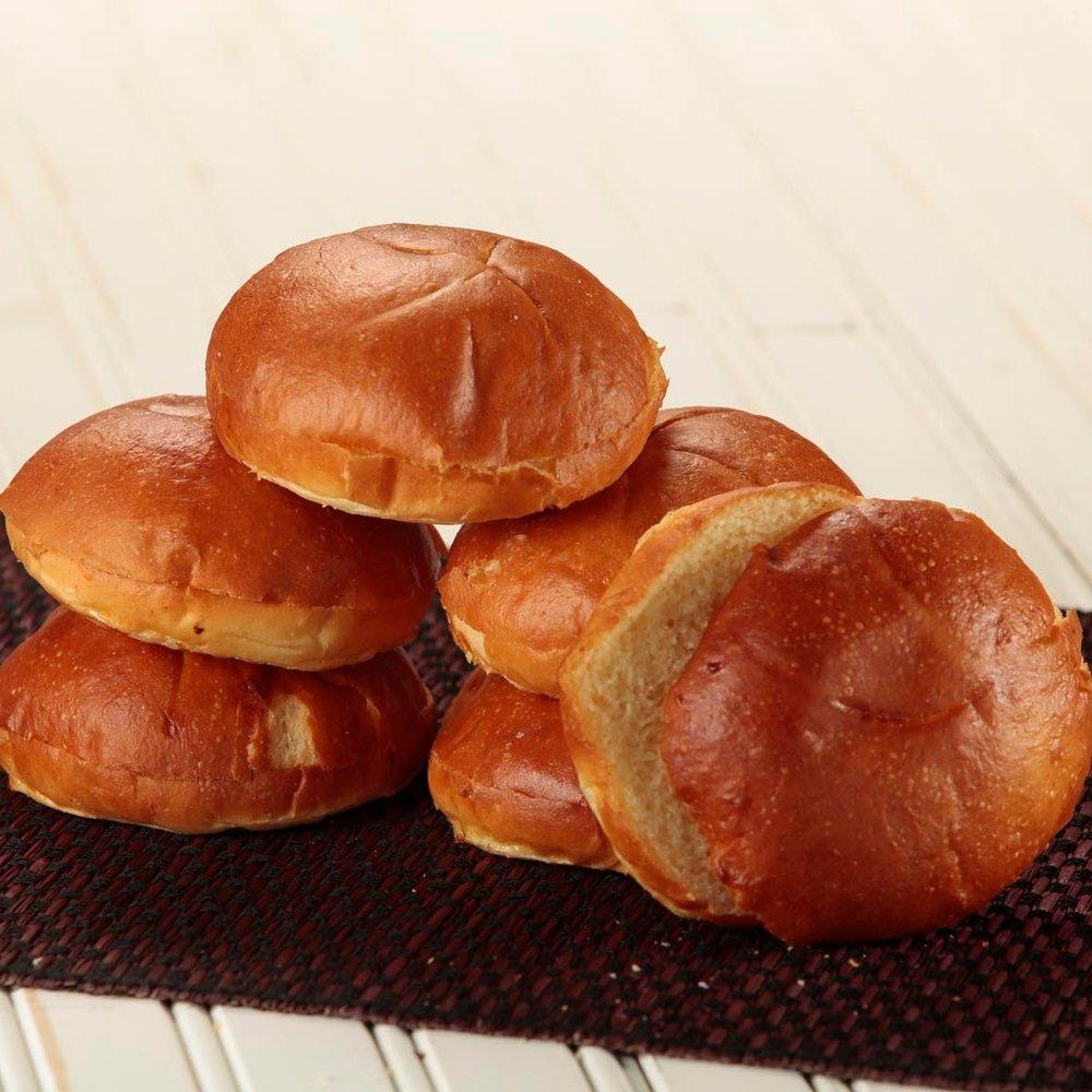 Brioche Bun:  $0.50 per bun